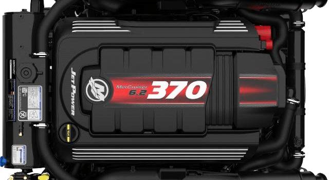 motor MerCruiser V8 6.2L 370hp Jet Ready
