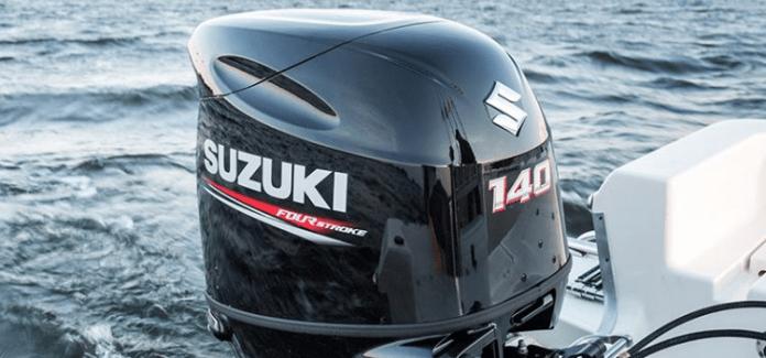 Motor fueraborda Suzuki DF140A