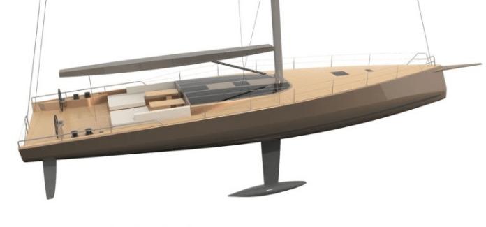 Baltic Yachts 68 'Café Racer
