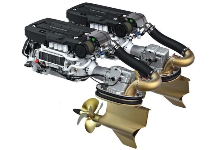 Motores Volvo Penta, juntos son más fuertes.
