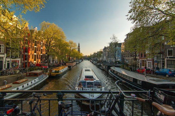Navegación eléctrica proporcionará Amsterdam