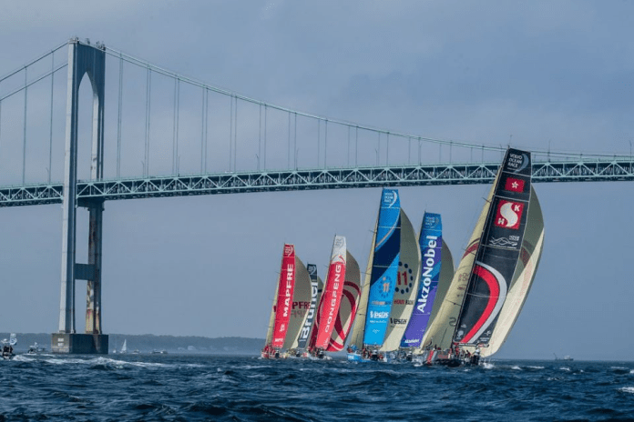 The Ocean Race Newport