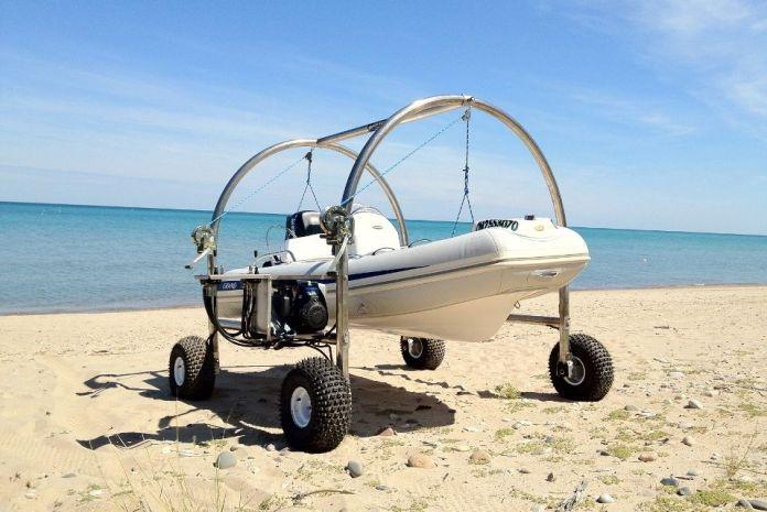 Sistema de elevación universal Beach Rover