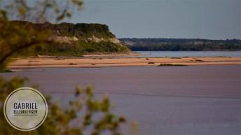 bajante del Paraná