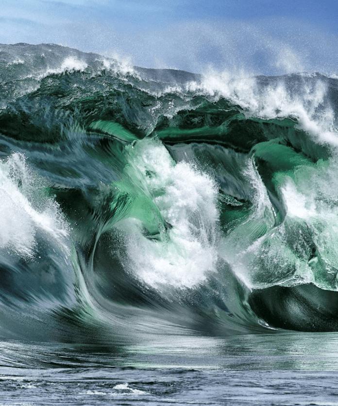 Las olas más grandes y peligrosas del mundo