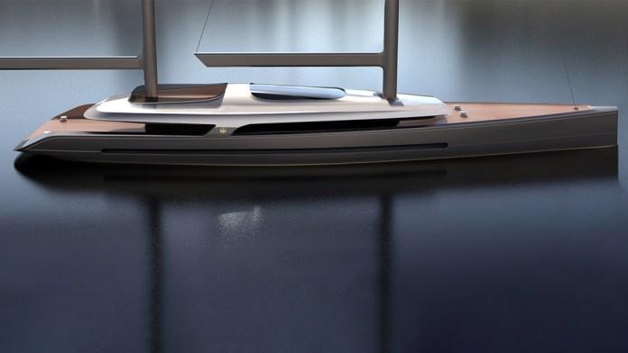 Concept Yacht de 190 pies