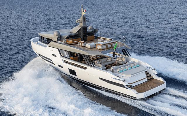 Yacht Arcadia