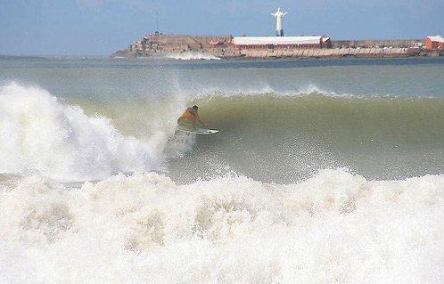 Surf volver al mar