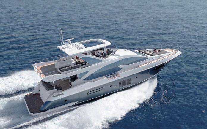 Azimut Yachts 83'