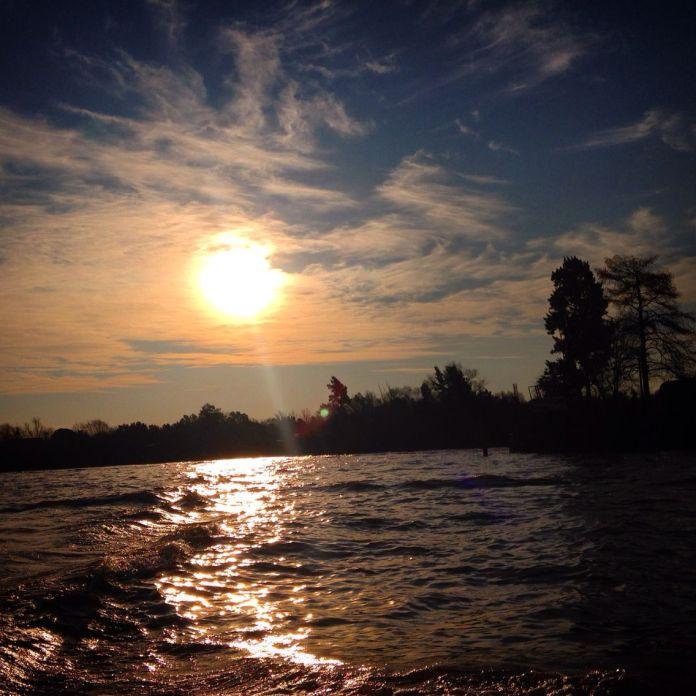 Cuarentena en el delta