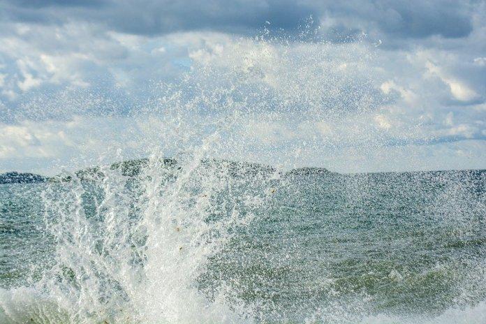 microplásticos, arrancados del mar