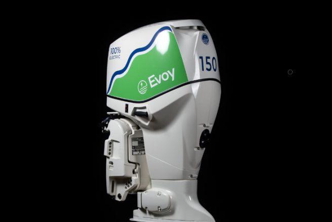 Motor fueraborda eléctrico Evoy 150 hp