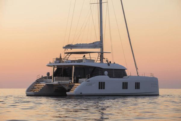 Catamarán Sunreef 70