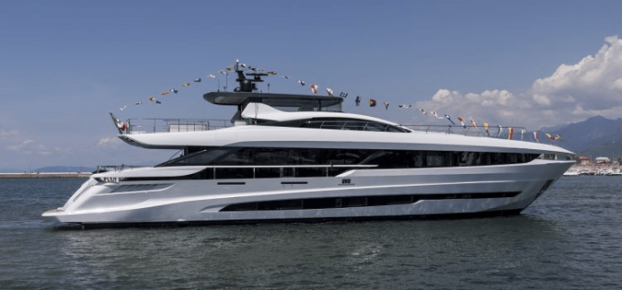Mangusta Yachts GranSport 33