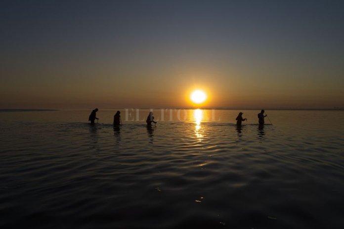 Laguna Setúbal. Cruce