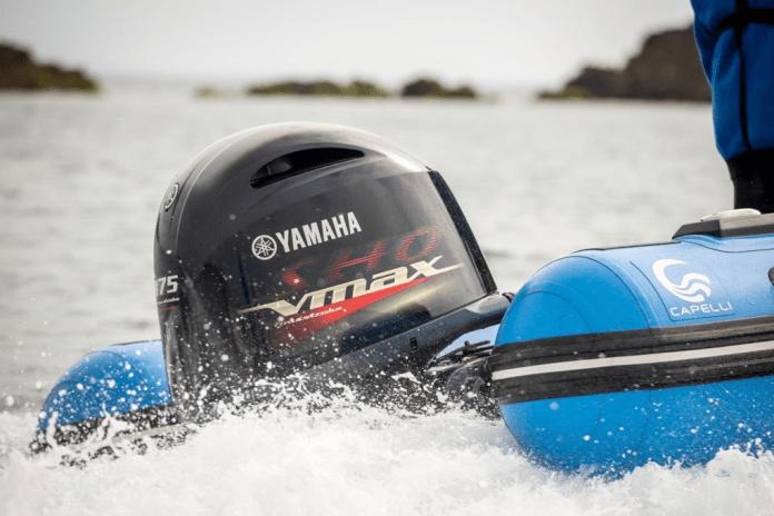 Yamaha anuncia su línea de motores fuerabordas V MAX SHO
