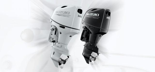 Fuera de borda Suzuki