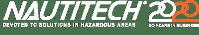 Nautiech 20 Year Logo