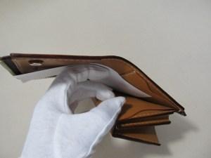 L字ファスナー二つ折り財布4