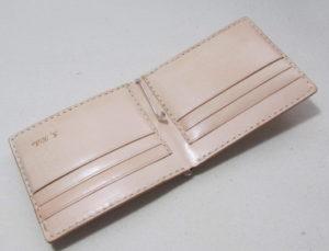 マネークリップボックスコイン3連カード