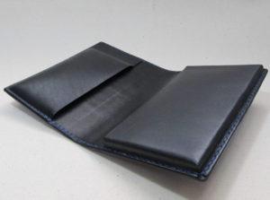 ペースメーカー手帳革カバー3