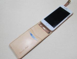 iphone6sケースヌメ