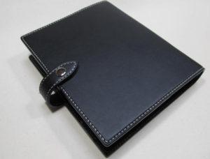 システム手帳A5黒