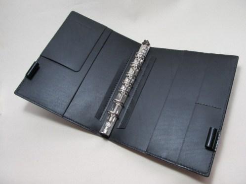 システム手帳フランクリンプランナークラシックサイズコードバン 181031