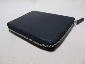 ラウンドファスナーシステム手帳A6サイズ