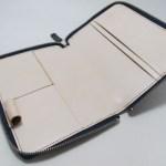 ラウンドファスナーNOLTY-B6手帳カバー190122