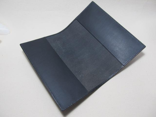 A5スリム ファンクションノート 手帳カバーオーダーメイド 190126