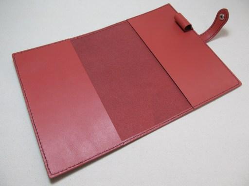 汎用B6サイズ手帳カバーローズピンク1903152
