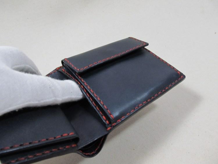 二つ折り財布オーダー 190531