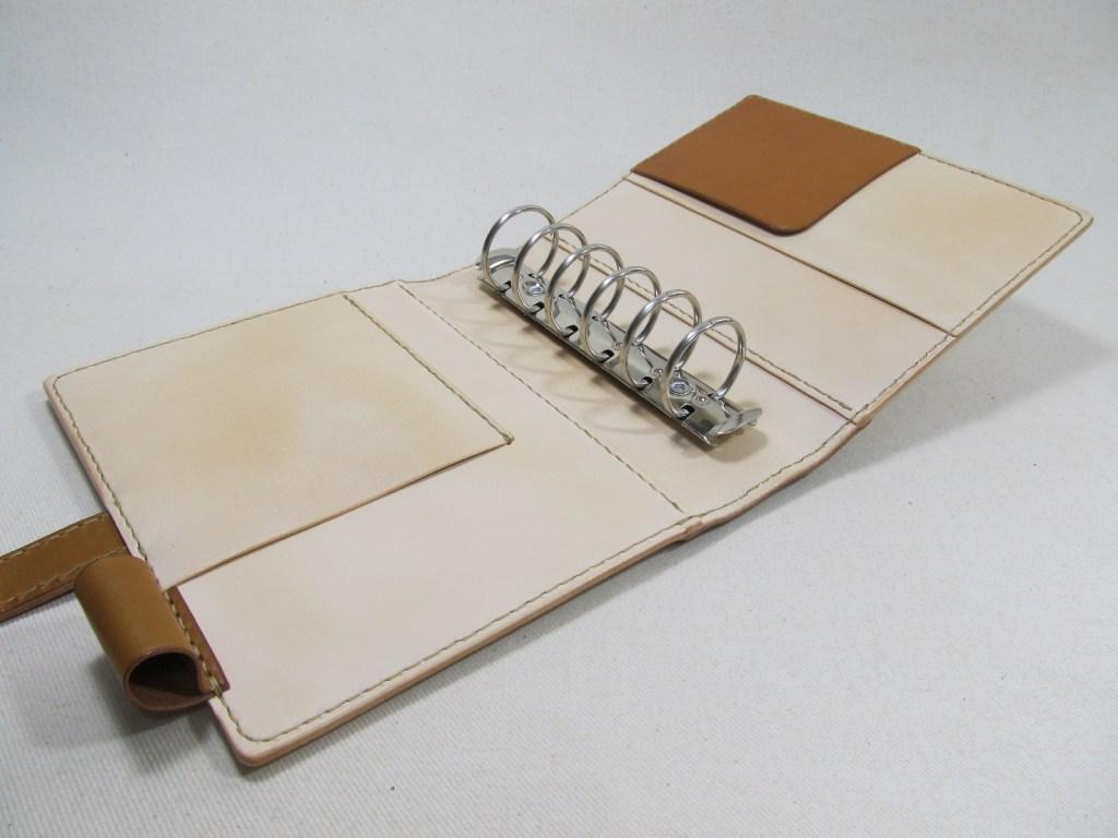 システム手帳A6サイズ30mm 191012
