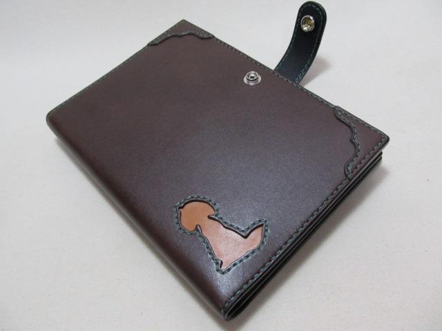 手帳カバーA5サイズ2冊用191101 7