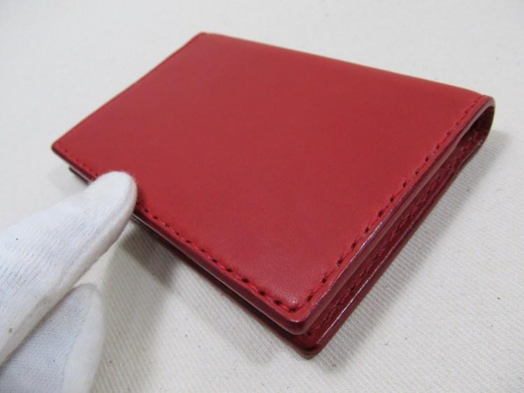 システム手帳ミニ5穴(マイクロ5穴)赤190723