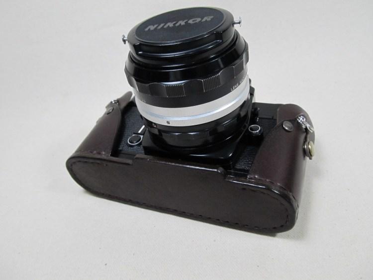 Nikon Nikomat EL用ボトムカバー 191202