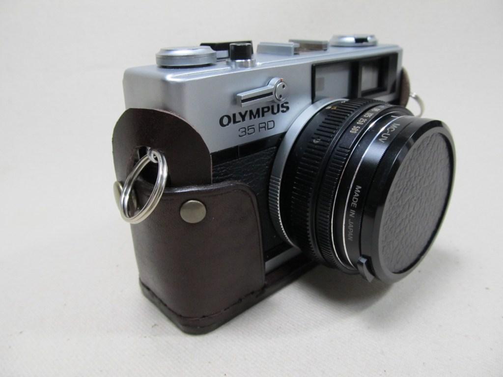 Olympus 35 RD用ボトムカバー 191204