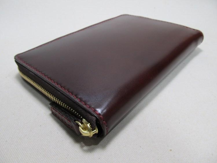 ラウンドファスナーシステム手帳バイブル200514コードバン