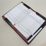 ゴルフスコアカードケース200801