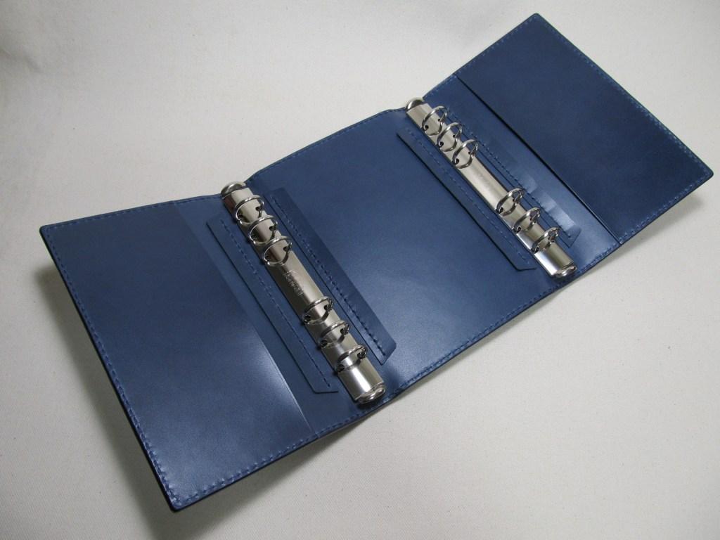 ダブルシステム手帳バイブルサイズ201219