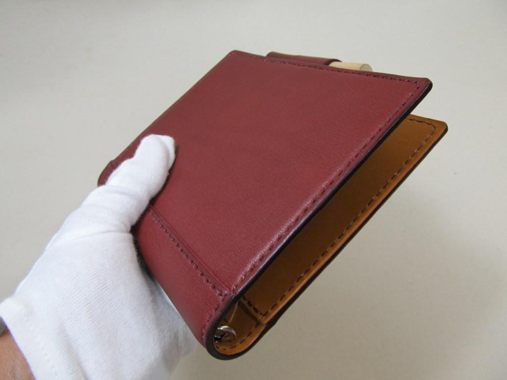 システム手帳フランクリンポケットサイズ 210716革製品