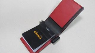 ブロックロディアNo.10カバー+ICカード入れ21070SUICA