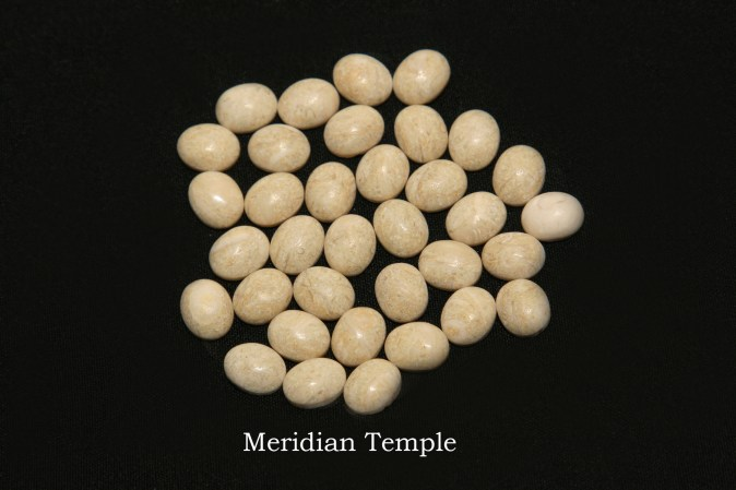 Temple stones from the LDS Meridian Temple by Nauvoo Remembered jewelry