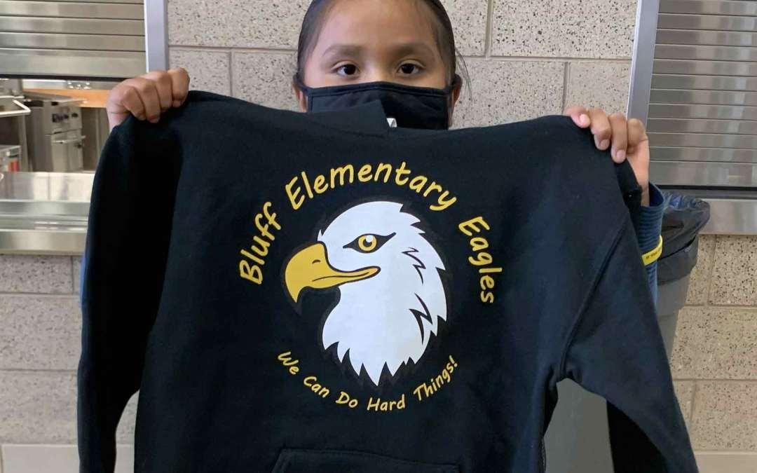 Navajo Santa Goes To School Fund Drive