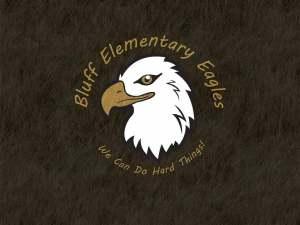 Bluff Elementary Eagle