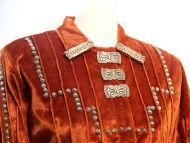 Navajo Southwestern Clothing Native American Dress