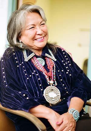 Tapahonso helps NTU celebrate writing new media degree  Navajo Times