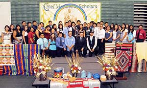 57 Din students receive Chief Manuelito Scholarship