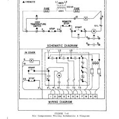 220 Volt Air Conditioner Wiring Diagram Stove South Africa Compressor Best Library Figure 7 4 Schematic And Rh Navalfacilities Tpub Com